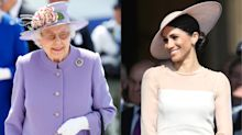 The Queen invites Meghan Markle on her royal train, even before Prince Harry and Kate