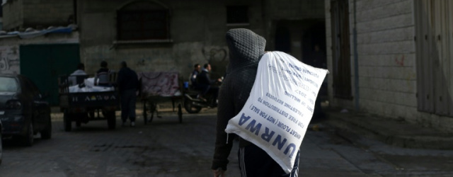 US withholds $65 million from UN agency for Palestinians