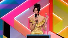 Brit Awards 2021: Dua Lipa tells Boris Johnson: 'Give NHS staff a pay rise'