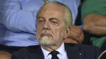 Caso De Laurentiis: il patron del Napoli ha incontrato più di 50 persone