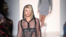 Gigi Hadid and Sofia Richie work runway for Jeremy Scott's star-studded NYFW show