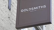 Goldsmiths' owner picks banks to add sparkle to London float