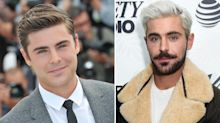 The best celebrity hair transformations