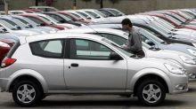 Vendas de veículos no Brasil crescem em maio, mas seguem 73% abaixo de 2019
