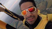 Paraquedista com mais de mil saltos na carreira morre após queda em Boituva (SP)