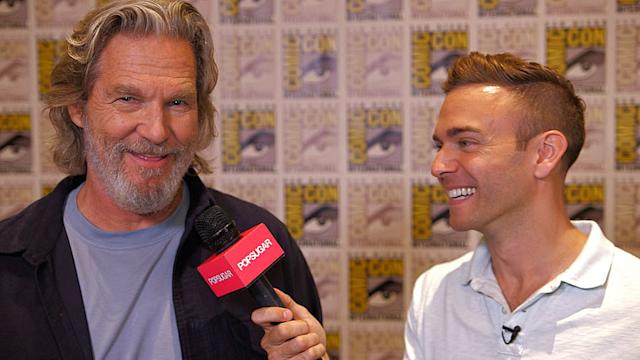 Jeff Bridges Tells a Touching Story Behind The Giver