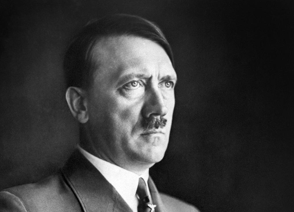 Portrait dated 1938 of German Nazi Chancellor Adolf Hitler (AFP Photo/)