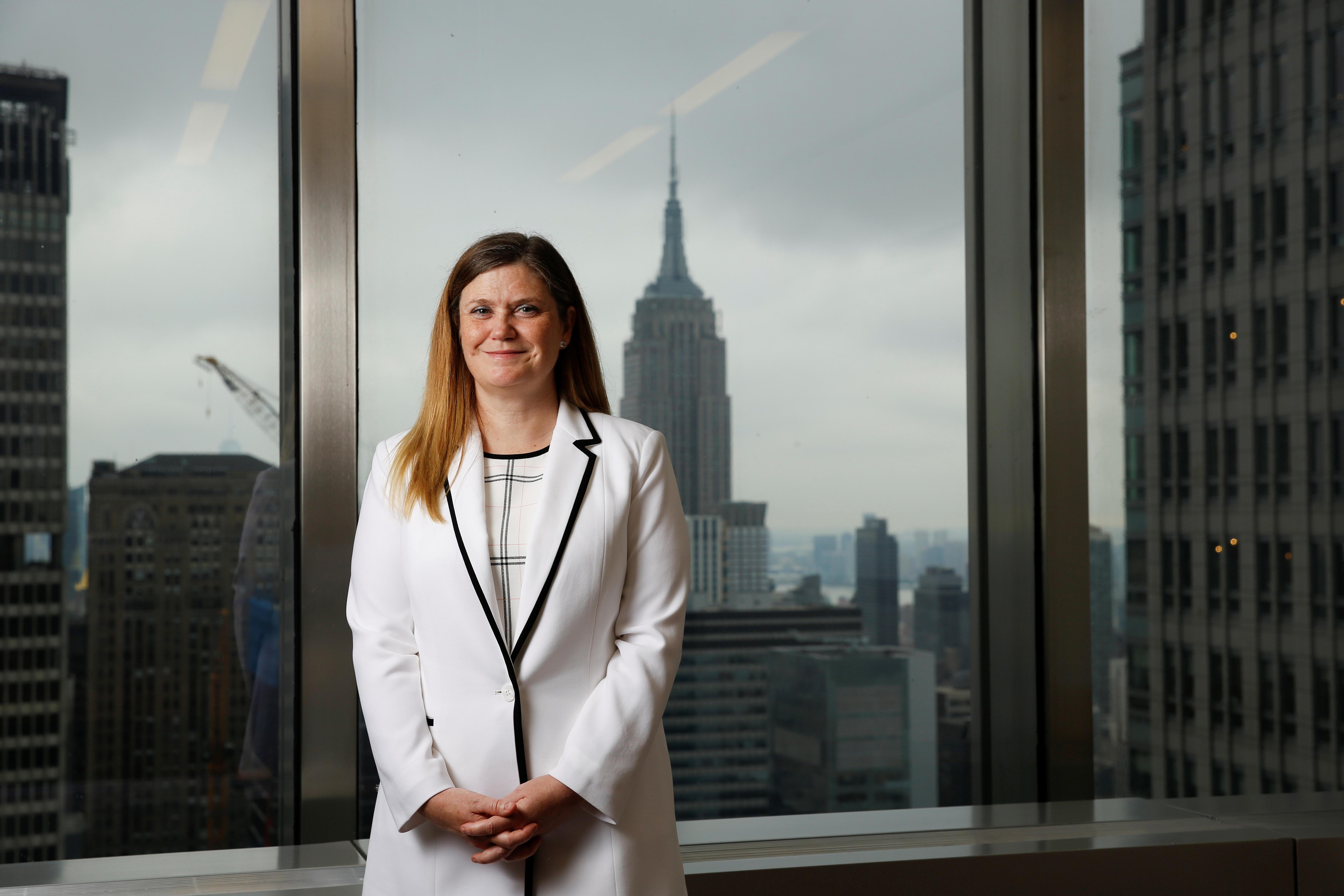 This is 'one of the biggest hurdles' for women trying to get ahead in finance