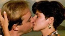 """Rose Miriam posta foto aos beijos com Gugu: """"Encontro de uma só alma"""""""