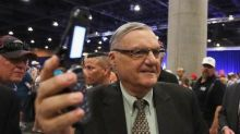 Long-time Arizona sheriff Arpaio trails in re-election bid: poll