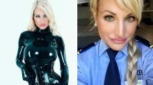 From police officer to dominatrix: Woman, 32, leads 'double life'