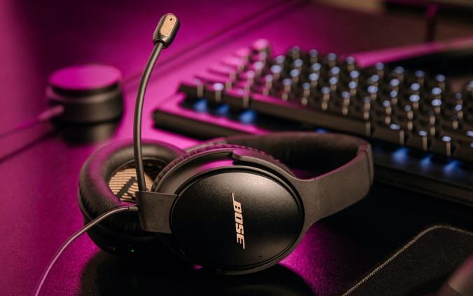 Bose Quiet Comfort 35 II Gaming Headset