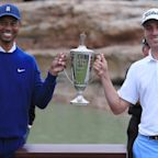 Tiger Woods, Justin Thomas team to win Payne's Valley Cup on 19th hole