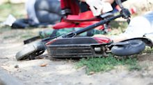 Teen given 6-month probation for crashing e-scooter into woman