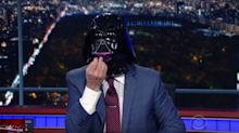 Stephen Colbert Gives Darth Vader a Makeover with CoverGirl [Video]