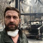 Miley Cyrus, Gerard Butler lose homes in Malibu wildfires