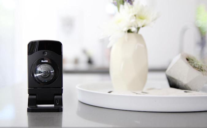 Kodak has a new surveillance camera to compete with Nest Cam