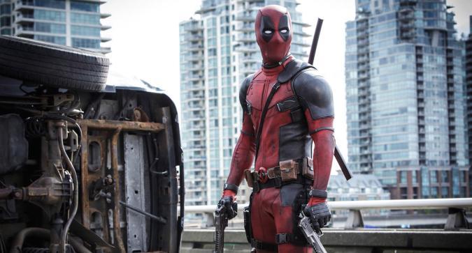 Deadpool tiene más imágenes generadas por ordenador de las que imaginas