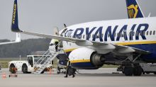 Court blocks Irish Ryanair pilot strike but UK walkout could still go ahead