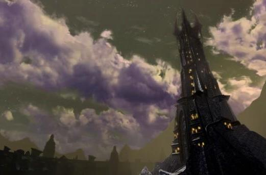 LotRO rides through the Gap of Rohan and into Orthanc with new screenies