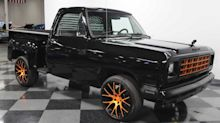 Cruise Around Town In Style With This 1984 Dodge D150 Prospector