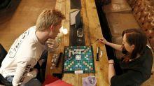 Um Scrabble erótico faz sucesso em Londres