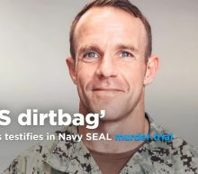 Witness: Navy SEAL called dead prisoner an 'ISIS dirtbag'