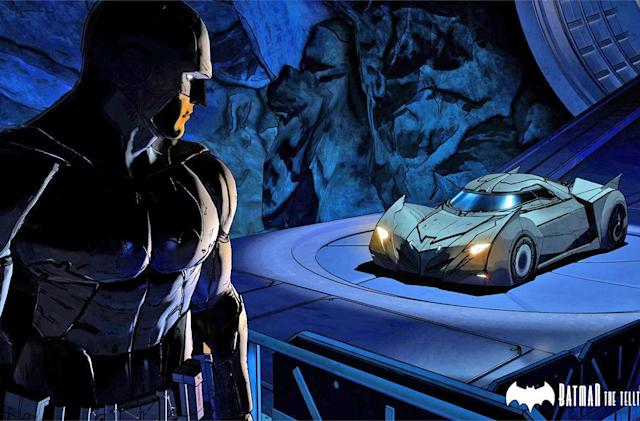 Crowd Play puts the audience in control in Telltale's 'Batman'