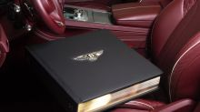 Bentley recaps its 100 years in a $250k book