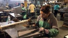 Producción industrial de EEUU sube en septiembre pero pierde ritmo