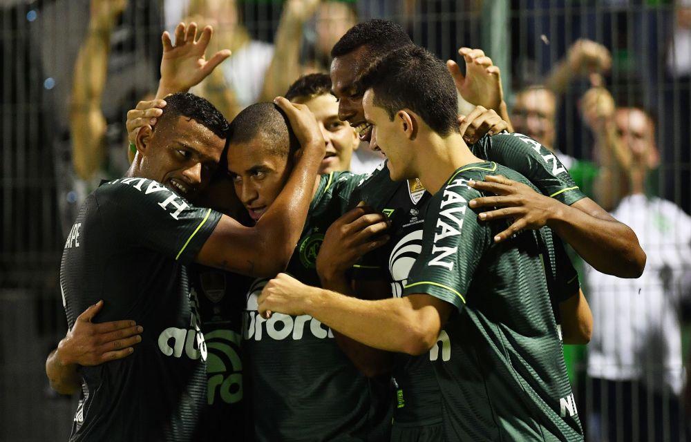 Quatre mois après le drame, la victoire et l'émotion pour Chapecoense contre l'Atlético Nacional