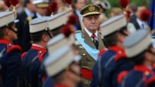 No formal probe, but legal questions for Spain's ex-king