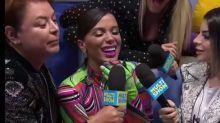 """Anitta faz 'gemidão' e Nicole Bahls diz: """"Luana vai vir atrás de vocês"""""""