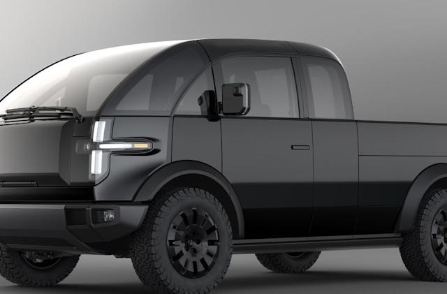 The Morning After: This electric pickup will take on Tesla in 2023
