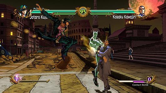 JoJo's Bizarre Adventure: All-Star Battle to see limited physical release in the West