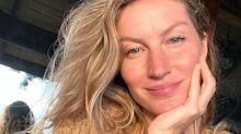 Gisele Bündchen stuns fans with makeup-free selfie — here's her surprisingly simple beauty routine