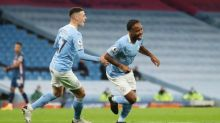 Raheem Sterling goal gives Manchester City comfortable win over Arsenal