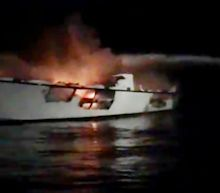 Injured crewman sues California dive boat owner after 34 diein fiery tragedy