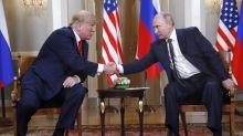Trump und Putin: Treffen der politischen Schwergewichte