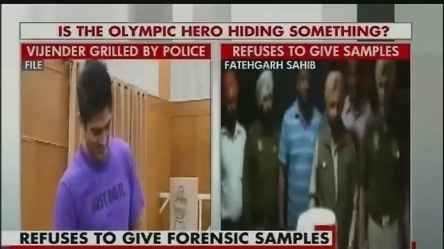 Drug haul: Vijender Singh refuses to give blood, hair samples to police