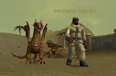 The Game Archaeologist's excellent EverQuest Online Adventures: The blogger