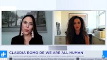 Claudia Romo de We are all Human visitó Digital Trends en Vivo