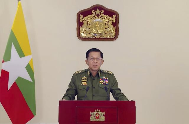 Facebook and Instagram ban Myanmar's military
