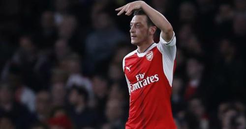 Foot - ANG - Arsenal - Arsenal : Mesut Özil ne veut pas parler de son avenir avant la fin de saison