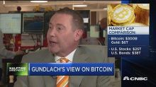 Gundlach says if you bet against bitcoin today 'you'll make money'