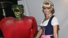 Zicken-Zoff? Lena Gercke erschien nicht auf Heidis Halloweenparty