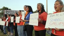 Students protest gun violence nationwide on Columbine anniversary