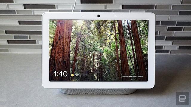 Best Buy sale knocks $100 off two Nest Hub Max smart displays