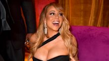 Gasp! Mariah Carey shares a photo of her 'bad side'