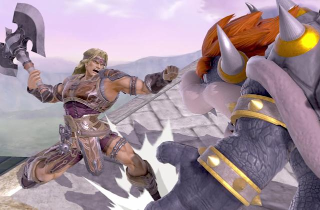 'Castlevania' is coming to 'Super Smash Bros. Ultimate'